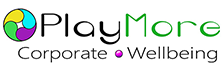 Play More Corporate Wellbeing Retina Logo